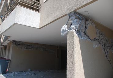 Falla Estructural Demanda a Constructora